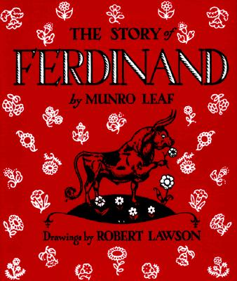 The Story of Ferdinand, Leaf, Munro