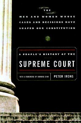 Image for A People's History Of the Supreme Court