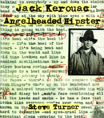 Image for Jack Kerouac: Angel-Headed Hipster
