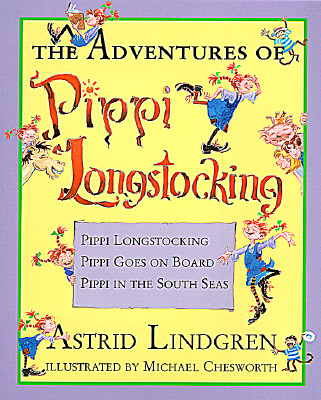 Image for The Adventures of Pippi Longstocking
