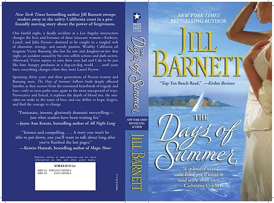 The Days of Summer, JILL BARNETT