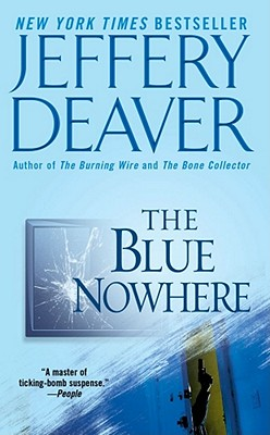 Image for The Blue Nowhere: A Novel