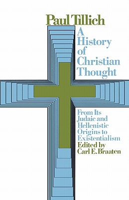 A History of Christian Thought (Touchstone Books), Tillich, Paul