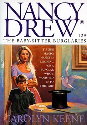 Image for THE BABY-SITTER BURGLARIES