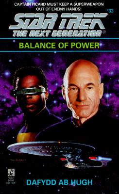 Image for STAR TREK NEXT GEN. #033 BALANCE OF POWER