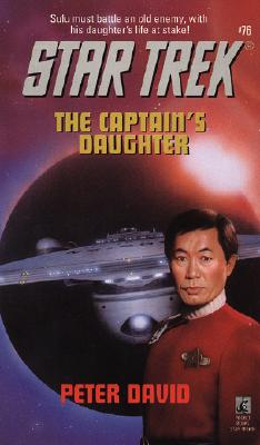 Image for The Captain's Daughter (Star Trek #76)