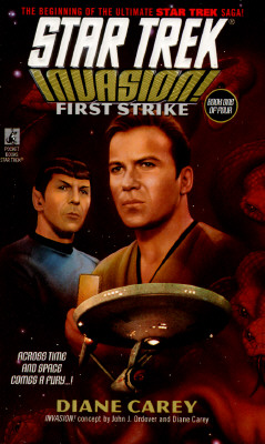 Image for INVASION FIRST STRIKE STAR TREK #079