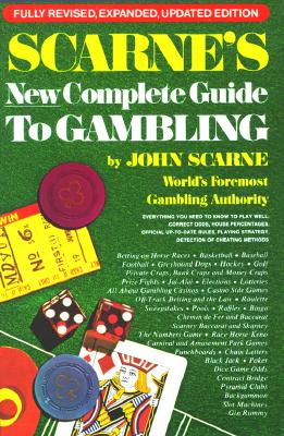Image for SCARNE'S NEW COMPLETE GUIDE TO GAMBLING