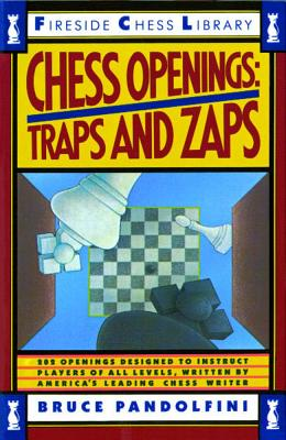 Chess Openings: Traps And Zaps, Pandolfini, Bruce