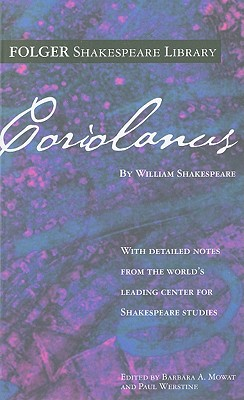 Image for Coriolanus (Folger Shakespeare Library)