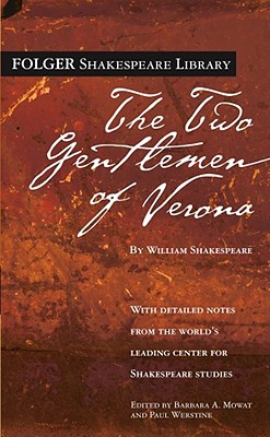 Image for The Two Gentlemen of Verona (Folger Shakespeare Library)