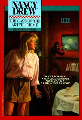 Image for CASE OF THE ARTFUL CRIME (NANCY DREW 106)