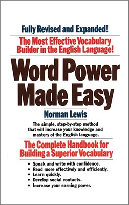Word Power Made Easy, Lewis, Norman