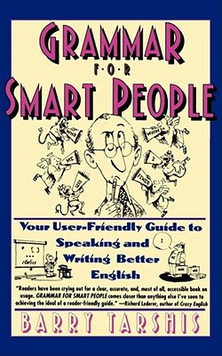Image for GRAMMAR FOR SMART PEOPLE