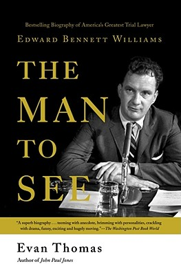 Image for Man to See (Edward Bennett Williams)