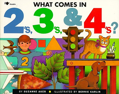 Image for What Comes in 2's, 3's & 4's?