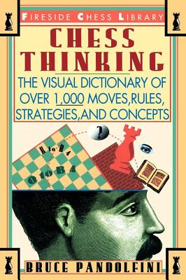 Image for Chess Thinking: The Visual Dictionary of Chess Moves, Rules, Strategies and Concepts (Fireside Chess Library)