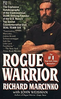Rogue Warrior, RICHARD MARCINKO