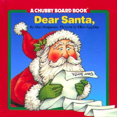Image for Dear Santa (Chubby Board Books)