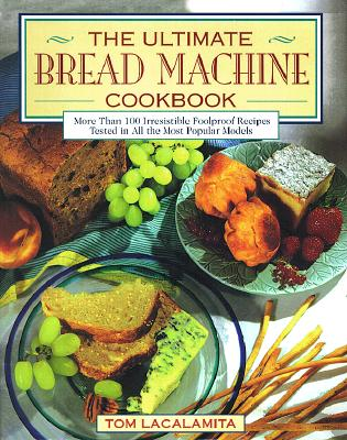 Image for Ultimate Bread Machine Cookbook