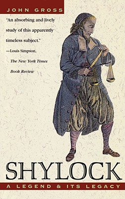 Image for Shylock: A Legend and Its Legacy