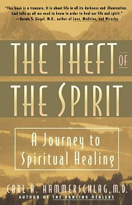 Image for Theft Of The Spirit: A Journey To Spiritual Healin