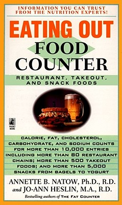 Eating Out Food Counter, ANNETTE B. NATOW, JO-ANN HESLIN