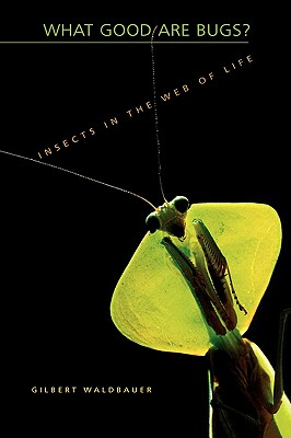 What Good Are Bugs?: Insects in the Web of Life, Waldbauer, Gilbert