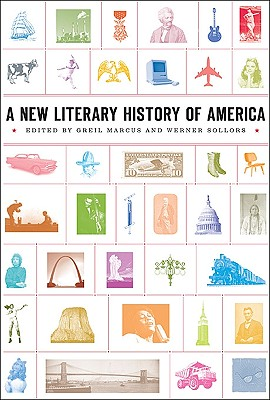 Image for A New Literary History of America (Harvard University Press Reference Library)