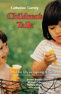 Image for Children's Talk (The Developing Child)