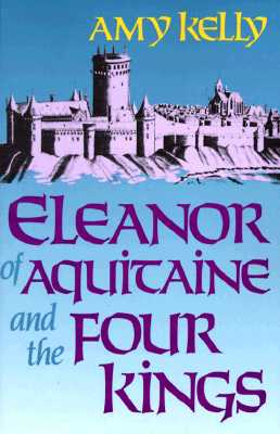 Image for Eleanor of Aquitaine and the Four Kings (Harvard Paperbacks)