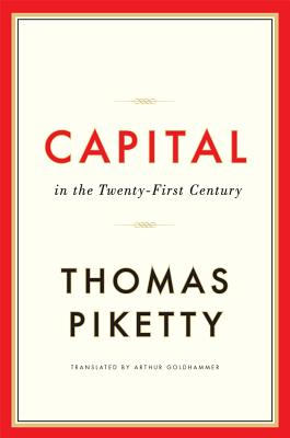 Image for Capital in the Twenty First Century