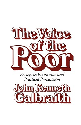 Image for VOICE OF THE POOR: Essays in Economic and Politica