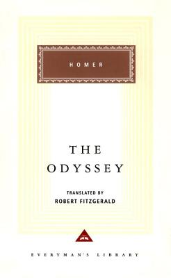 The Odyssey (Everyman's Library), HOMER, ROBERT FITZGERALD