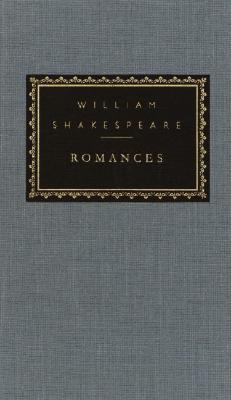 Romances (Everyman's Library), Shakespeare, William