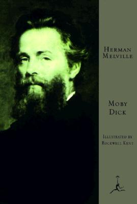 Moby Dick: or the Whale (Modern Library), Melville, Herman