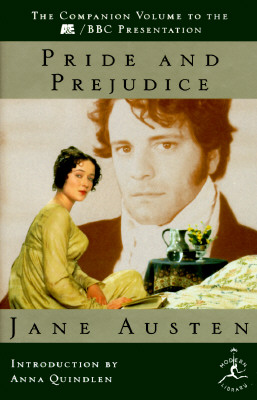 Image for Pride and Prejudice (Modern Library Classics)