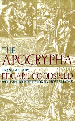 The Apocrypha, Edgar J. Goodspeed