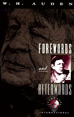 Image for Forewords and Afterwords