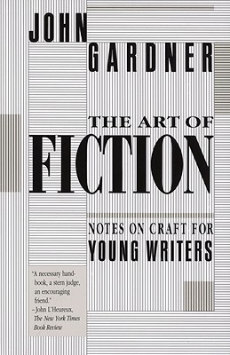 Image for THE ART OF FICTION Notes on Craft for Young Writers