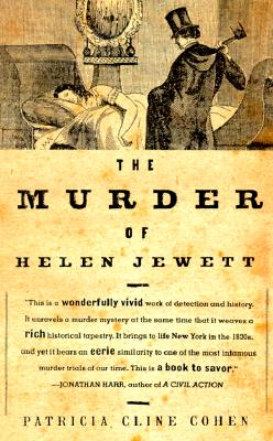 The Murder of Helen Jewett, Cohen, Patricia Cline