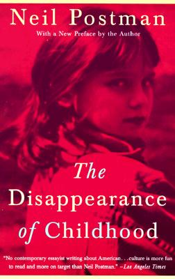 Image for DISAPPEARANCE OF CHILDHOOD