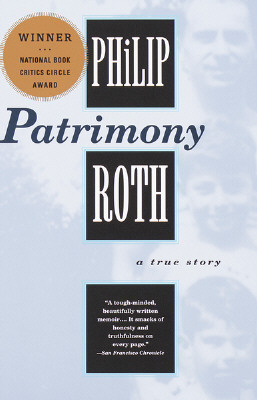Image for Patrimony   A True Story
