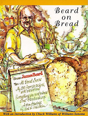 Image for Beard on Bread: A Cookbook