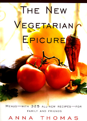 Image for NEW VEGETARIAN EPICURE : MENUS FOR FAMIL
