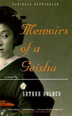 Image for MEMOIRS OF A GEISHA  A Novel