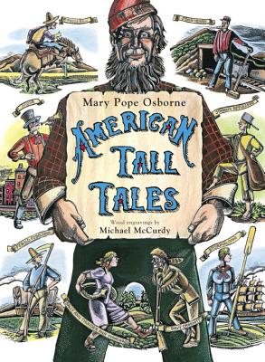 Image for American Tall Tales