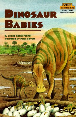 Image for Dinosaur Babies (Step-Into-Reading,  A Step 1 Book, Preschool-Grade 1) (Step into Reading)