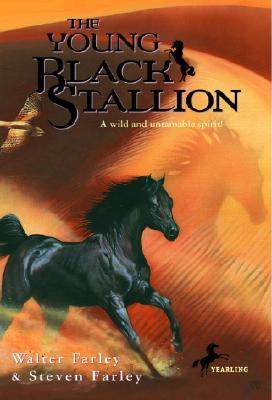 Image for The Young Black Stallion: A Wild and Untamable Spirit! (Black Stallion)