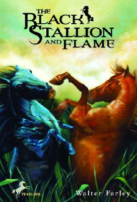 The Black Stallion and Flame, Walter Farley
